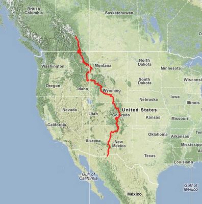Tour-Divide-Map